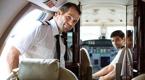 Curso de inglés para pilotos