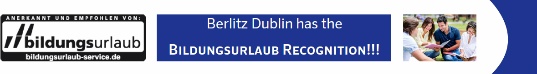 berlitz dublin accreditations