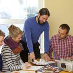 Berlitz愛爾蘭語言學校位於都伯林的校區 - GLC鉅霖遊學